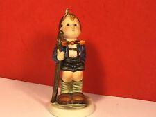 Mi Hummel Figurine West Germany Goebel Tmk-3 Stylized Bee 1960 Little Hiker 16