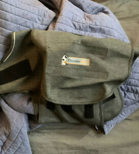 Thundershirt For Dogs Size Large EUC Great For Stress & Anxiety Heather Gray
