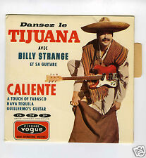 45 RPM EP BILLY STRANGE CALIENTE DANSEZ LE TIJUANA (1966)