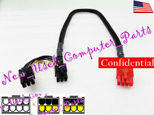 """➨➨➨ 18"""" Thermaltake TR2 RX Etc. 8-Pin to Two 6-Pin PCI-E Power Supply Cable ➨➨➨"""