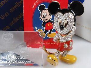 Swarovski Disney Arribas Mickey Mouse, Limited Edition MIB