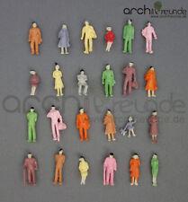 100 x modello possibile sede fine personaggi-uomo dipinta a mano 1:100 traccia TT