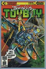 Toyboy #4 (Feb 1988, Continuity) Neal Adams, Cary Bates, Trevor Von Eeden