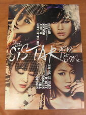 SISTAR - Give It To Me [OFFICIAL] POSTER *NEW* K-POP