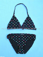 55% OFF H&M GIRL'S 2-PC DOTTED SWIMSUIT 10-12 YO BNEW EUR 12.95+ BUY 3 FREE 1