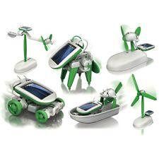 magico robot con motore ad energia solare nuovo new kit montaggio 6 robot