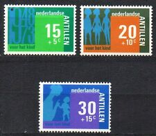 Dutch Antilles - 1973 Youth welfare Mi. 274-76 MNH