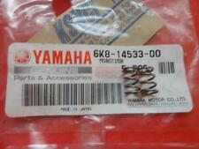 NOS OEM YAMAHA WR500 WRA650 FX700 SJ700 ADJUST SCREW SPRING QTY2 6K8-14533-00