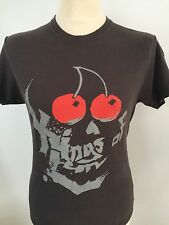 KINGS OF LEON 2011 UK Tour T Shirt Size SMALL