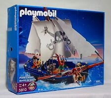 RETIRED Playmobil PIRATE CORSAIR SHIP 5180 ~ NIB/sealed