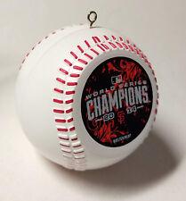 San Francisco Giants 2014 World Series Champions Replica Baseball Ornament