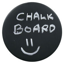 Mini Chalkboard 3 in 1 (Badge, Fridge Magnet, Wall Sign)