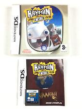 Rayman Contre Les Lapins Encore + plus Crétins / Jeu Sur Nintendo DS, 3DS, 2DS