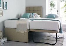 100% Cotton Medium Firm Divan Beds with Mattresses