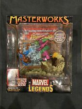 Toy Biz Marvel Legends Masterworks  Green Goblin Spider-Man Battle 6?Figure Set
