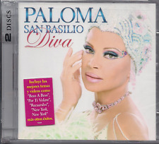 Balada 70s 80's CD+DVD PALOMA SAN BASILIO diva New York JUNTOS luna de miel VIDA