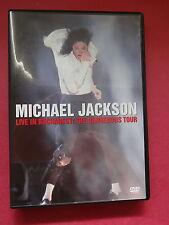 MICHAEL JACKSON LIVE IN BUCHAREST DVD