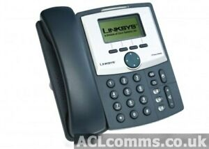 New Linksys / Cisco Systems SPA922 one-line IP display telephone