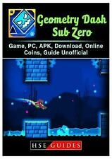 Geometry Dash Sub Zero Game, Pc, Apk, Download, Online, Coins, Guide Unofficial