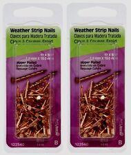 Hillman 122540 Copper Weather Strip Nails