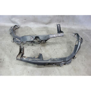 2006-2008 BMW E90 3-Series Front Headlight Carrier Arm Holder Pair Left Right OE
