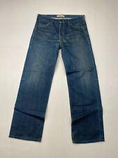 LEVI'S 503 LOOSE Jeans - W33 L34 - Blue - Great Condition - Men's