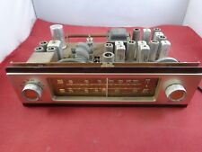 Vintage Knight 94 SX 702 Tube AM/FM Radio - POWERS ON - FOR PARTS OR REPAIR