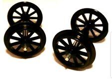 Two Set Playmobil LGB G Scale Train axle spoke Wheels