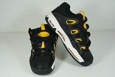 Osiris D3 2001 Black White Yellow Mens Skateboarding Shoes Size 7.5 (11411982)