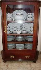 Vajilla completa de porcelana MITTERTEICH con mueble incluido