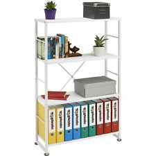 More details for bookcase with 4 shelves storage furniture for home office - piranha ballan pc12s