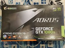 Gigabyte AORUS GTX 1080 Ti Waterforce WB Xtreme Edition 11G + Water Cooler +++