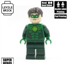 LYL BRICK Custom Green Lantern Lego DC140 minifigure
