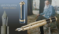 MONTBLANC WRITERS EDITION LEO TOLSTOY FOUNTAIN PEN LE 1868 112714