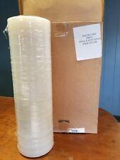 "18"" x 1476FT 80 Gauge Pallet Wrap TRUE DIMENSIONS! QUALITY PRODUCT! 4 Rolls"