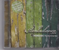 Ambulance-Primitive cd maxi single