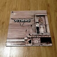 The Outlaws First Album S/T 1975 LP Vinyl NM Very Nice AB 4042 High Tides