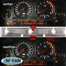 Pixel Reparatur Tacho Multifunktions Display Kontaktfolie Flexband für BMW #11