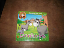 READ LEARN PLAY ANIMALS IN THE FIELD  DONKEY