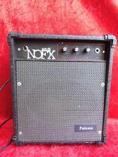 Antiguo Amplificador __ de Guitarra __ para Eléctrica __ Falcon Nofx 10G __