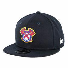 "New Era 9Fifty Atlanta Braves ""Hometown Class"" Snapback Hat (DK Navy) Men's Cap"