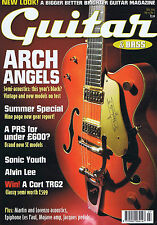 July Guitar Monthly Music, Dance & Theatre Magazines