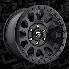 Fuel Vector 16x8 6x4.5 ET15 Matte Black Wheels (Set of 4)