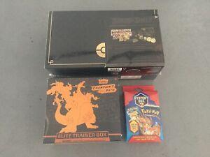 Pokemon Sword & Shield Walgreens Mystery Box Champions Path Elite Trainer's Box