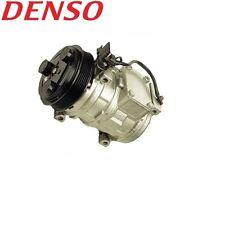 Mercedes W124 R129 E450 E500 Denso Compressor With Clutch  (6-Groove Pulley)