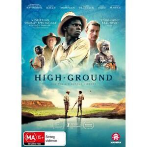 High Ground (Dvd,2021) *NEW* R4