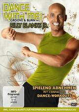 Billy Blanks Jr. - Dance with me! - Groove & Burn (2013)