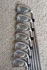 PING ANSER FORGED IRONS  4 TO PW - PROJECT X 5.5 RIFLE SHAFTS -NEW DECADE GRIPS