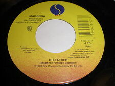 Madonna: Oh Father / Pray For Spanish Eyes 45