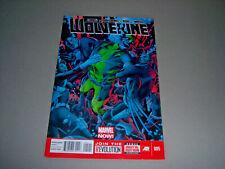 Wolverine No. 5 Marvel Comics August 2013  VF/NM 9.0